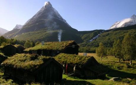 Et møte med Innerdalens mektige tårn | Kulinarisk Fanatisme