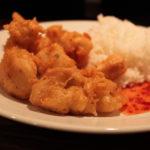 Kylling tempura
