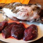 """Rypebryst med hvitløksstekt champignon, karamellisert fiken og viltsaus fra """"Kokkenes Kamp"""""""